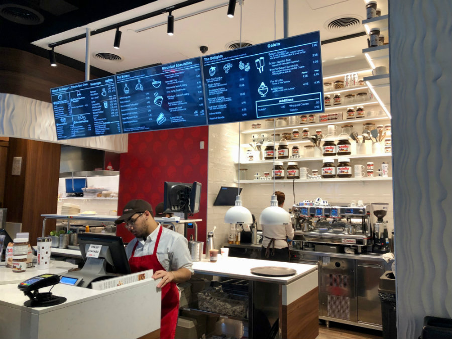 Things to do in Greenwich Village, Nutella Cafe