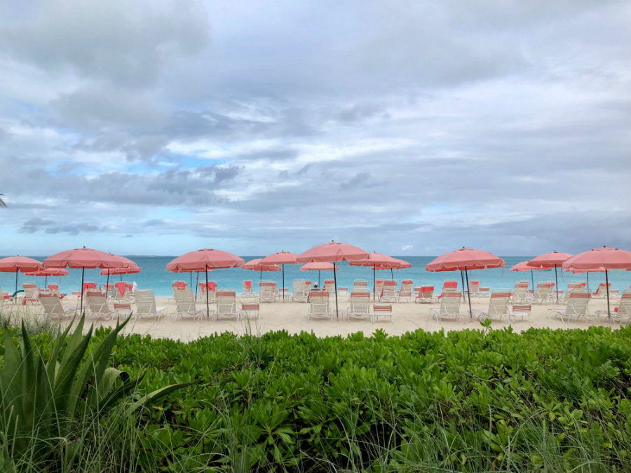 Turks and Caicos Guide, Ocean Club resort