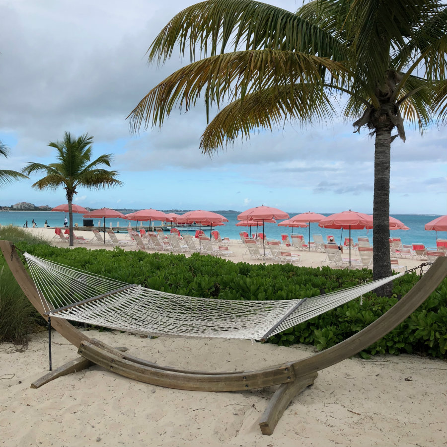 Guide to Turks and Caicos, chilling at the Ocean Club resort