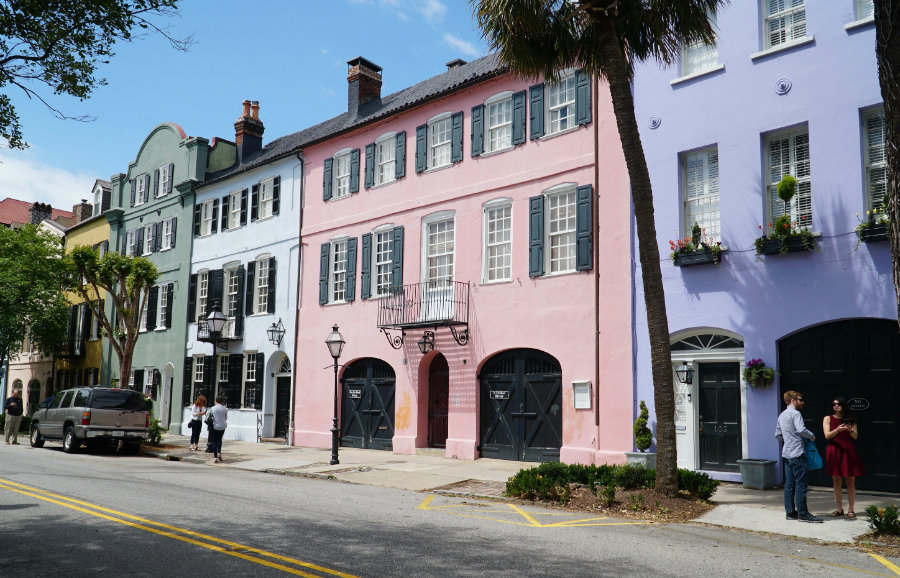 Historical and Beautiful Charleston Architecture: Photo Tour of America's Prettiest City