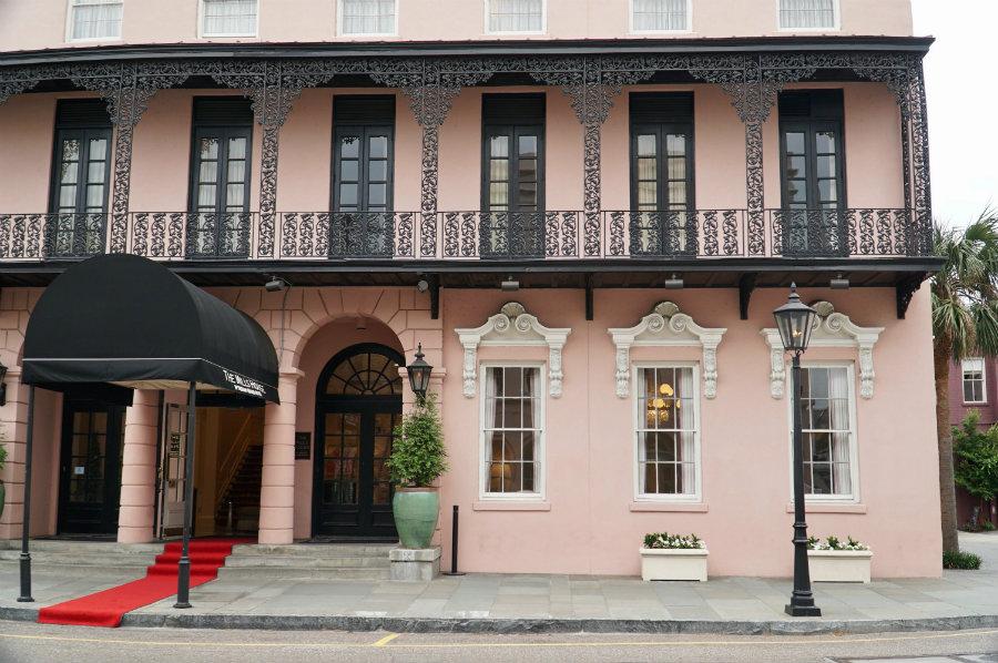 Charleston Mill House hotel