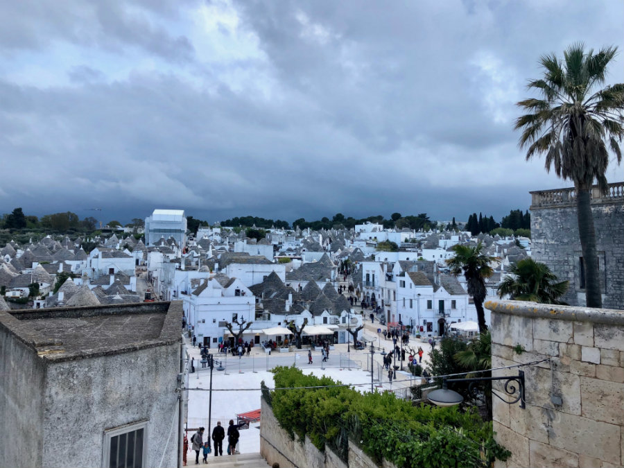 Guide to Alberobello Puglia and the trulli