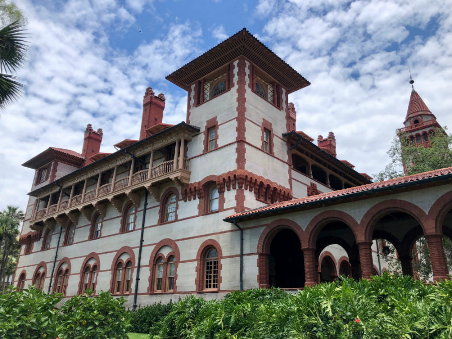 Things to do in St. Augustine, Flagler College