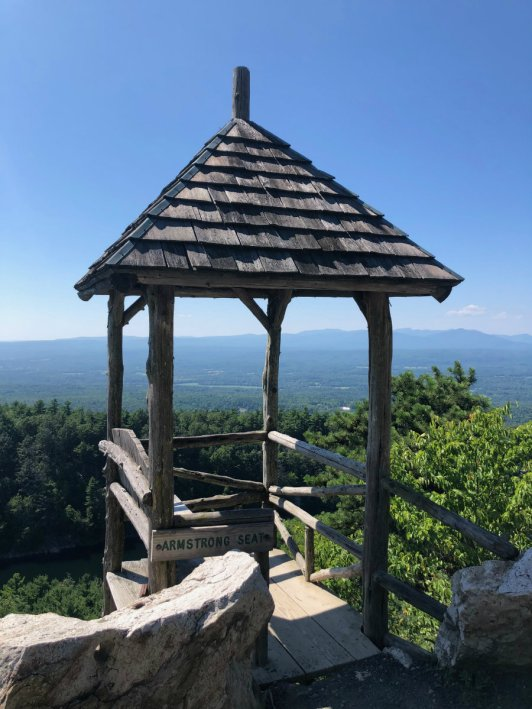Mohonk Mountain House, gazebo
