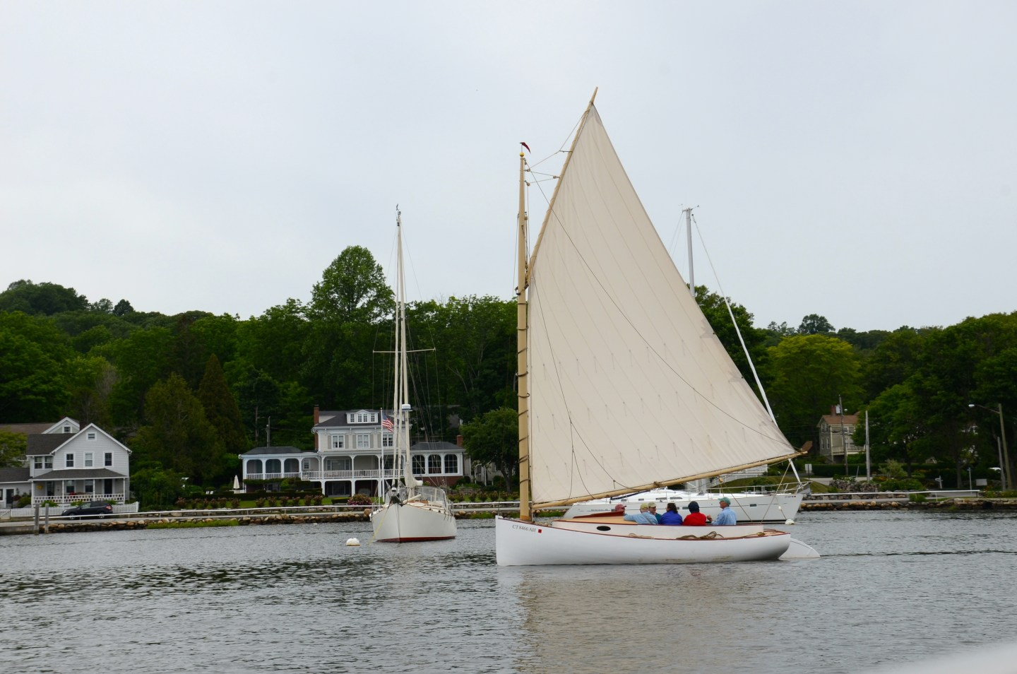 Charming towns in the tri state area, Mystic, CT,