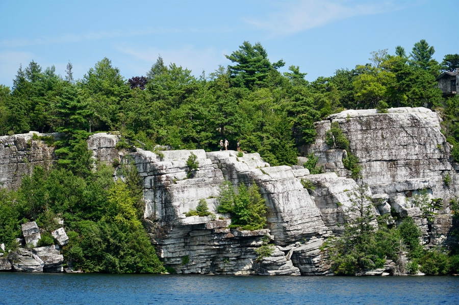 Escape into the Hudson Valley's Minnewaska State Park