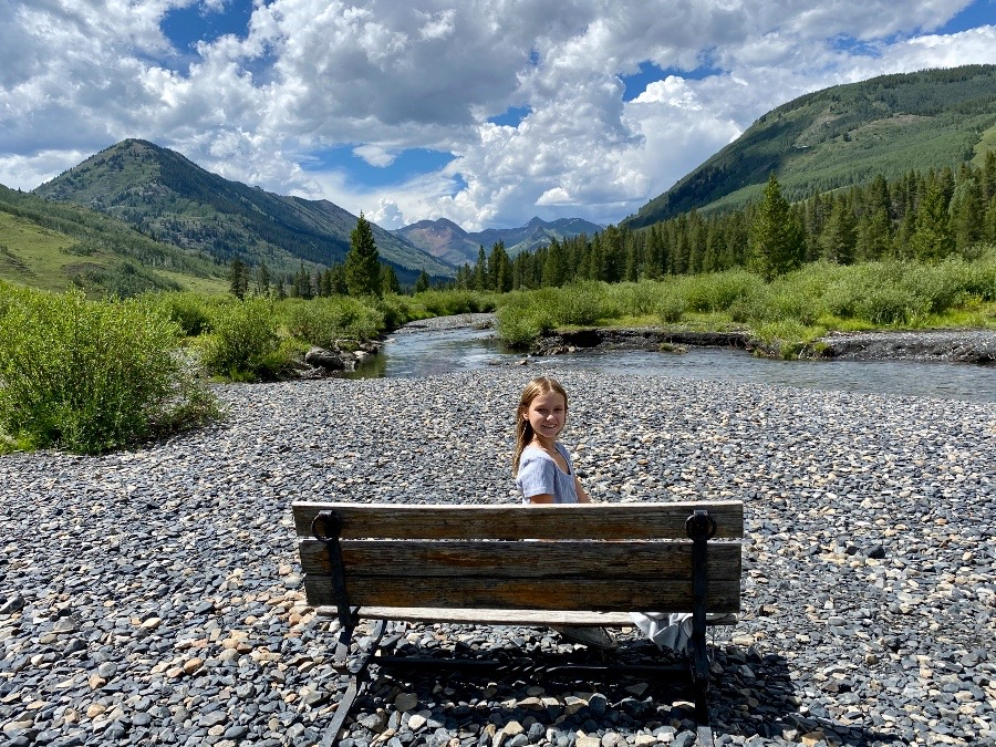 Lower Loop trail in Crested Butte