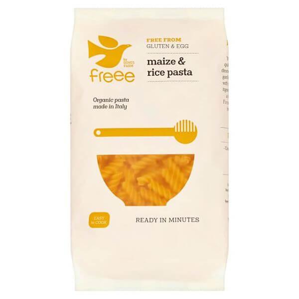 Doves Farm Gluten Free Pasta….