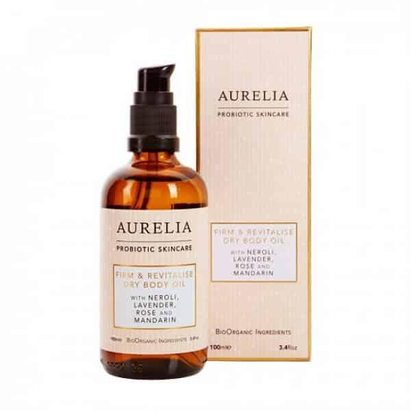 Aurelia Firm & Revitalise Dry Body Oil ……..