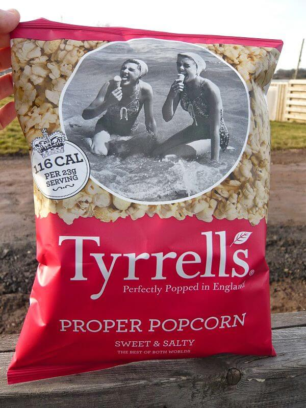 Tyrells Popcorn Fifi Friendly
