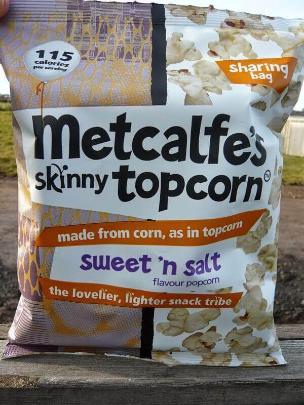 Metcalfes popcorn Fifi Friendly