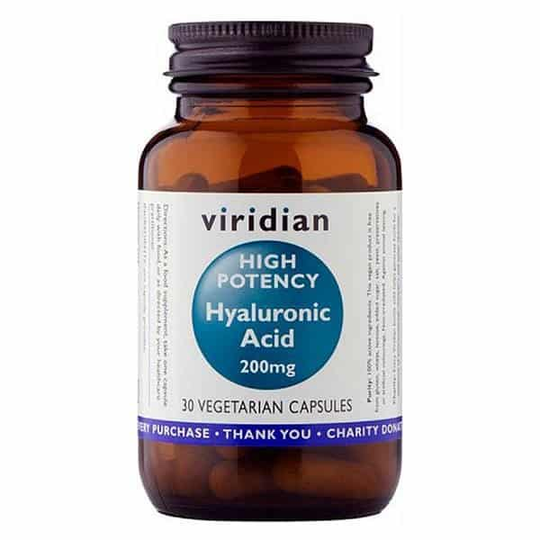 High Potency Hyaluronic Acid Capsules