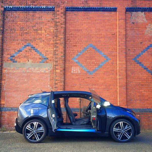 BMW i Series and the BMW i3.