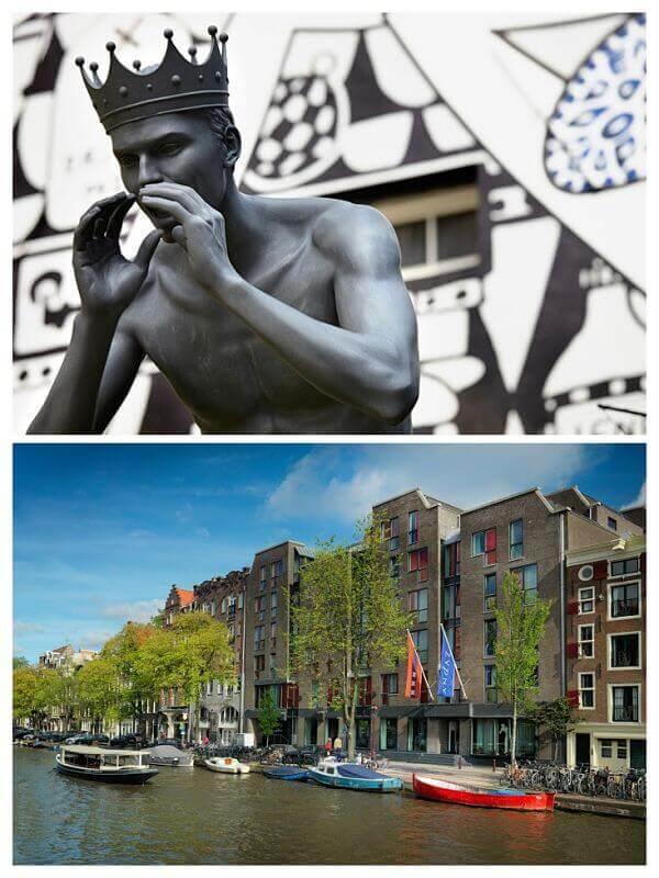 Fifi Friendly Andaz Amsterdam Prinsengracht