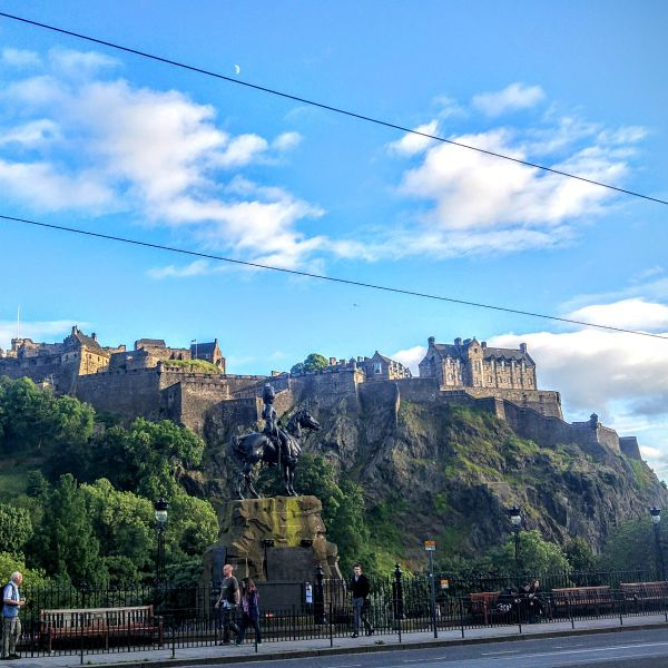 5 food & drink places that I love in Edinburgh