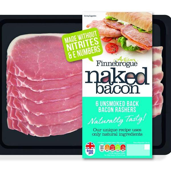 Good news …. Bacon just got healthier!