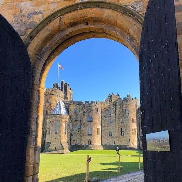 Alnwick Castle – Family Trip