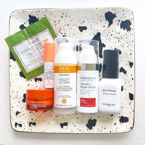 vitamin c skincare dr david jack renskincare drunk elephant fresh beauty