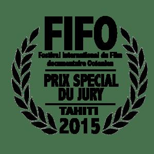 FIFO AWARDS 2015 PRIX SPECIAL