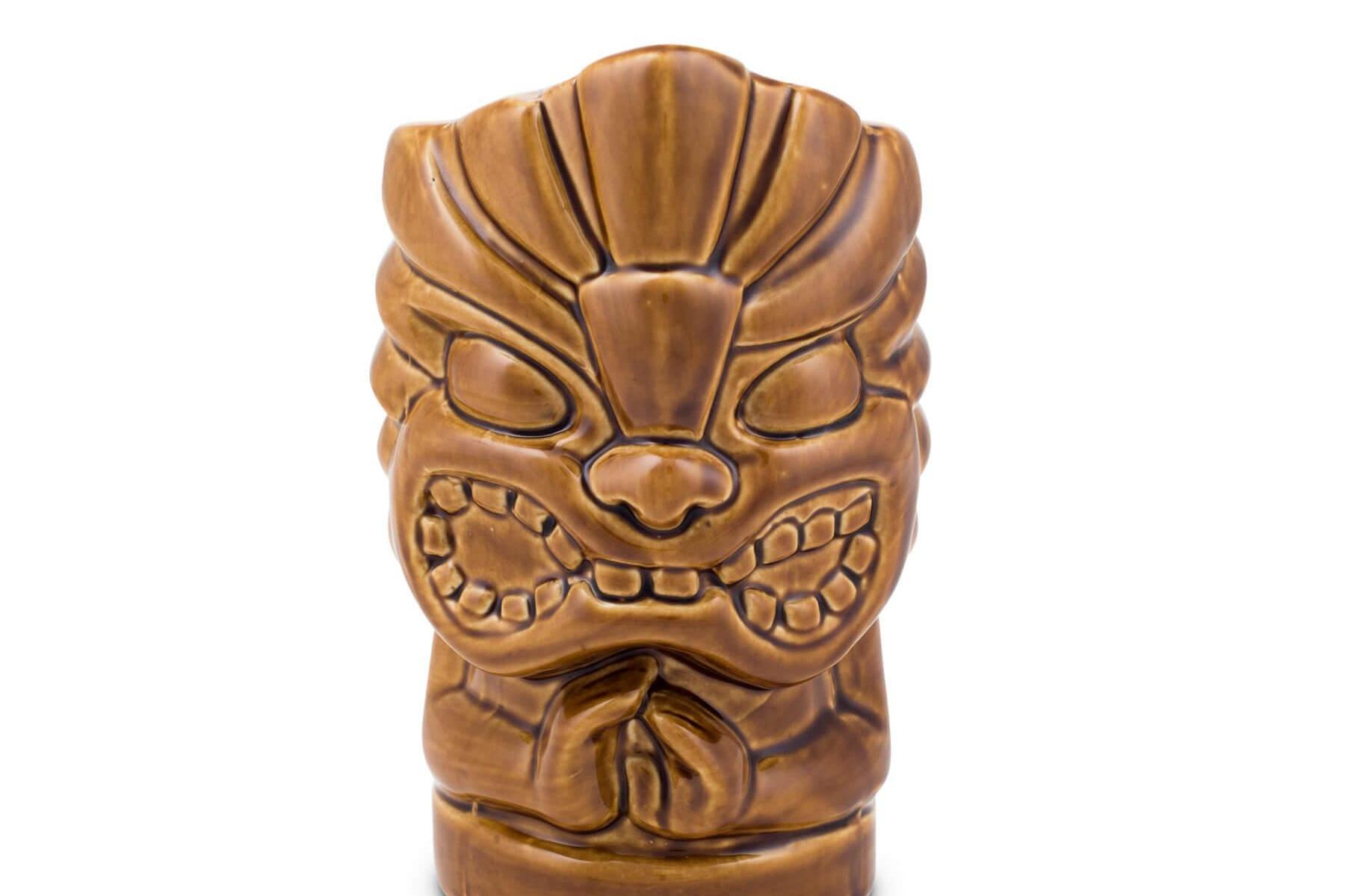 Kanaloa Tiki God Ceramic Cocktail Mug (850 ml) Fifth & Vermouth Front View