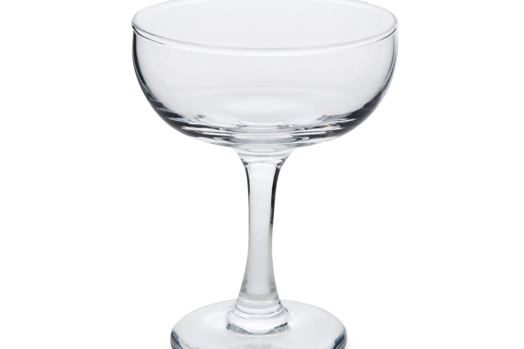 Coupe Glass Professional Series (6 oz 180 ml) Fifth & Vermouth - 1
