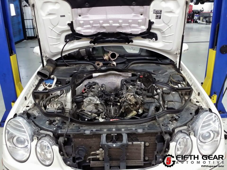 2011 Mercedes Sprinter Exhaust Filter