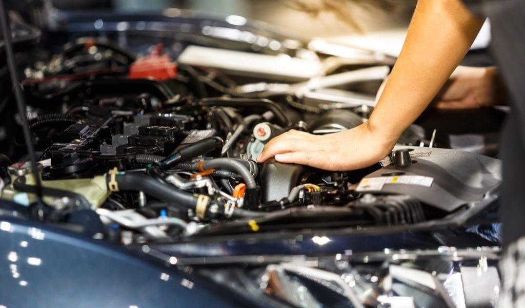 Hybrid Battery Conditioning Import Car Auto Repair I
