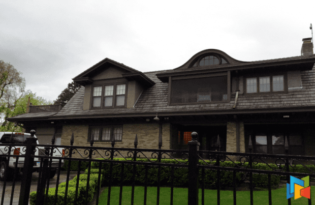 What I discovered when I visited Warren Buffett's home in