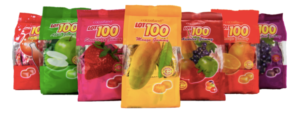 lot 100