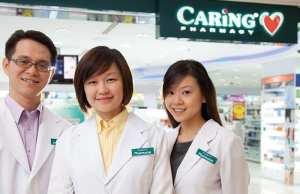 caring pharmacy agm