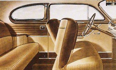 1950s Cars Mercury