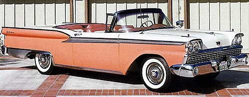 Ford Thunderbird 1996 Custom
