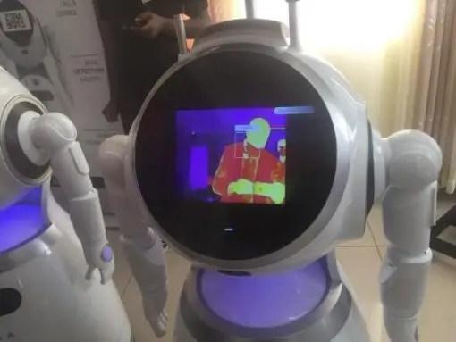 Rwanda Using High Tech Robots In Fight Against Covid 19