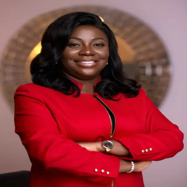 CEO Of Vodafone Ghana