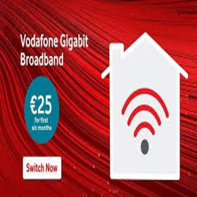 Vodafone fibre