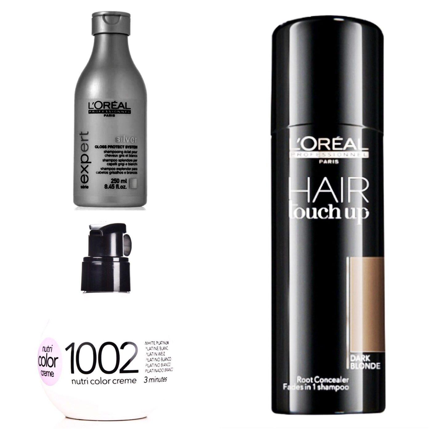 produkter til gråt hår