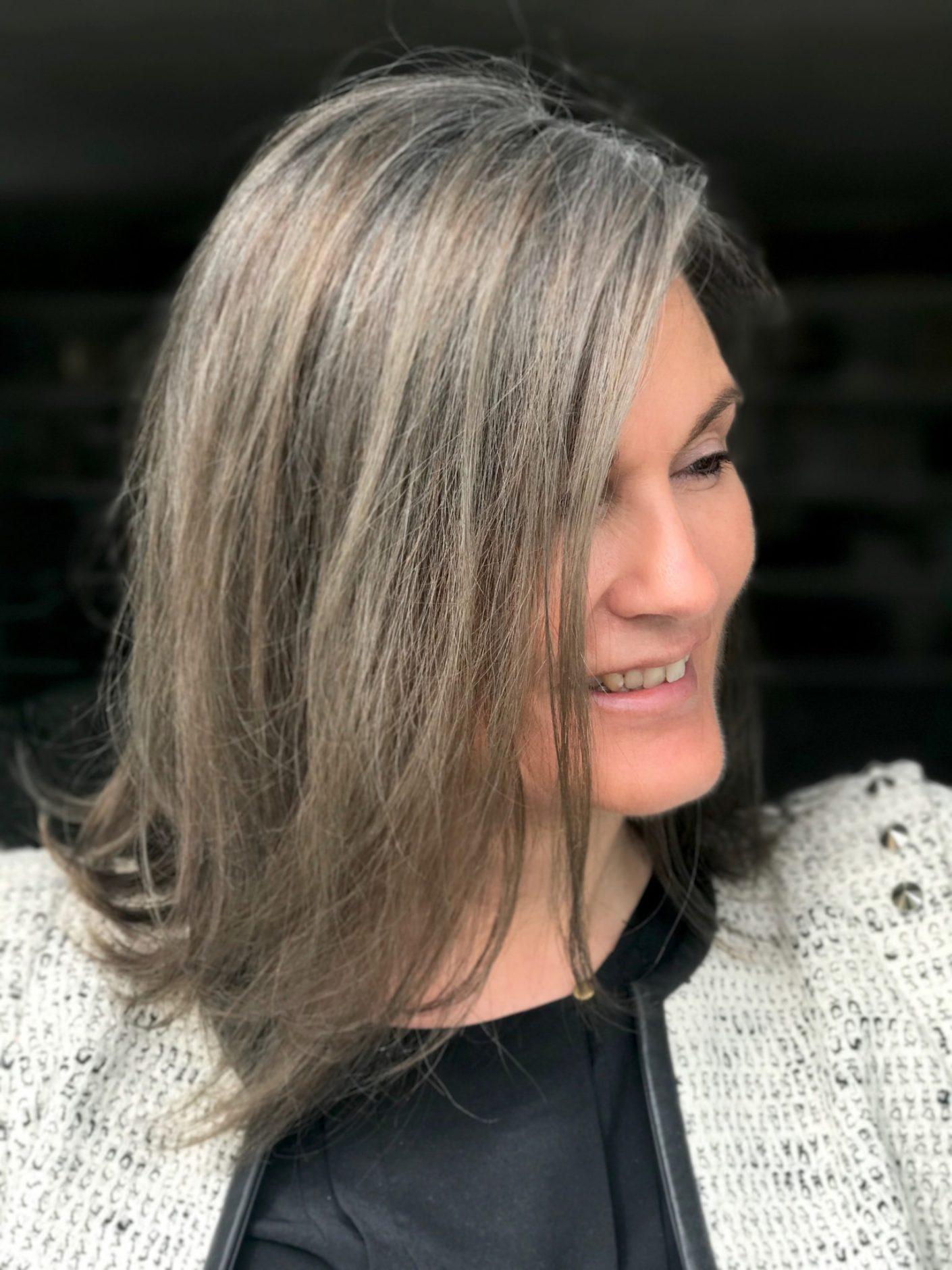 vejen til det grå hår