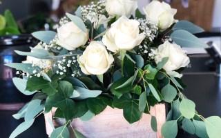 blomsterkasser