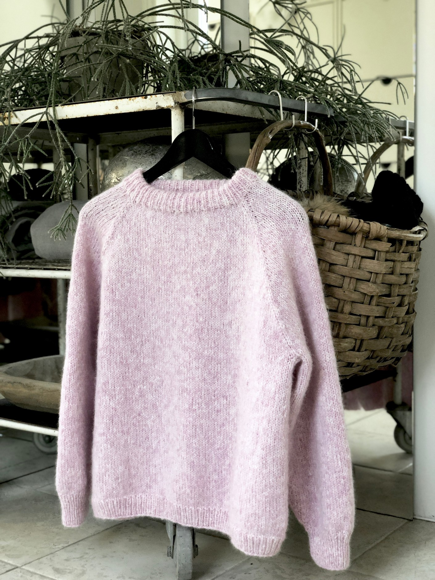 candyfloss sweater