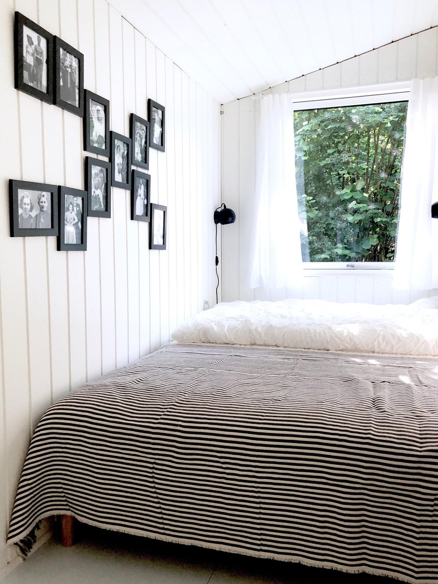 Sommerhus gæsteværelse