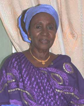 Past-President + Member of the Current Executive - Hadja Mariama Fofana