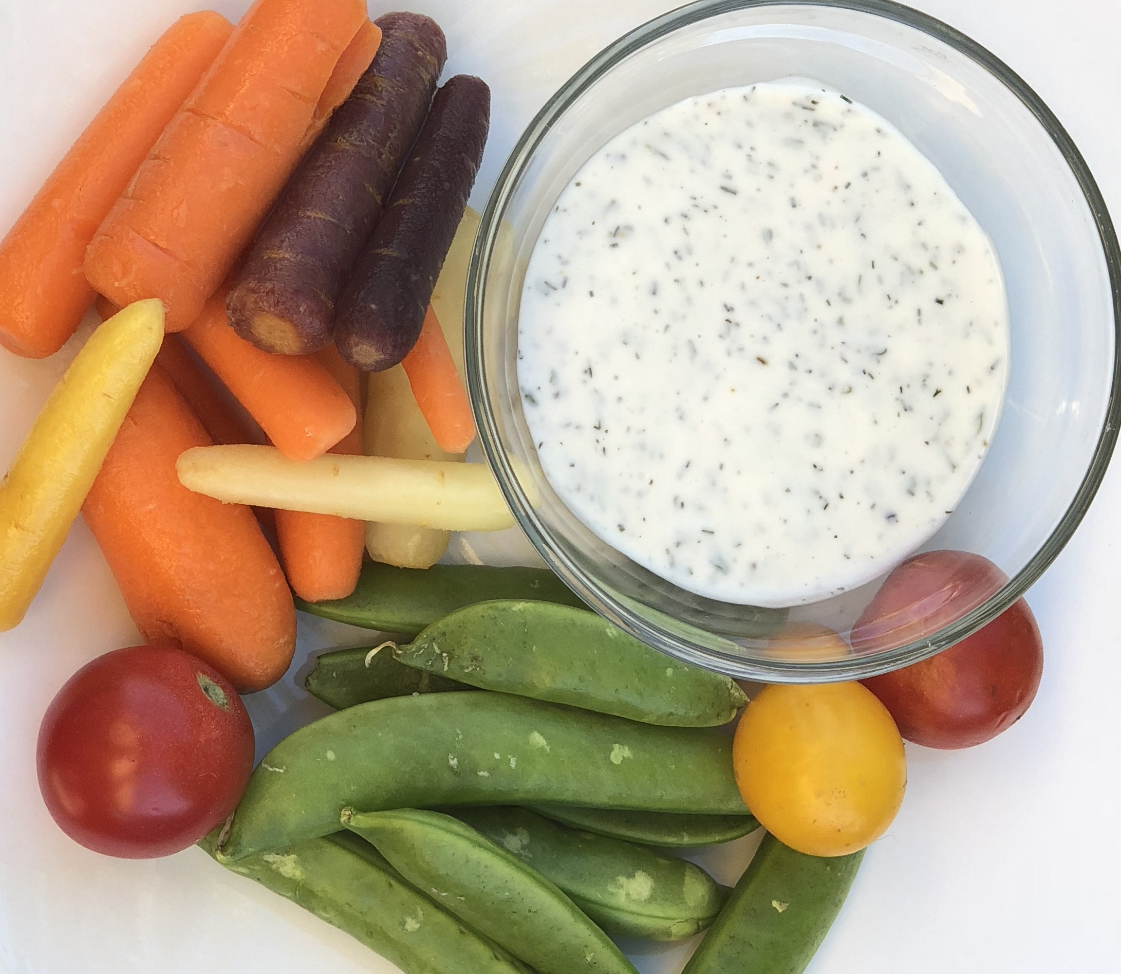 Quick & Easy Vegan Ranch Dressing