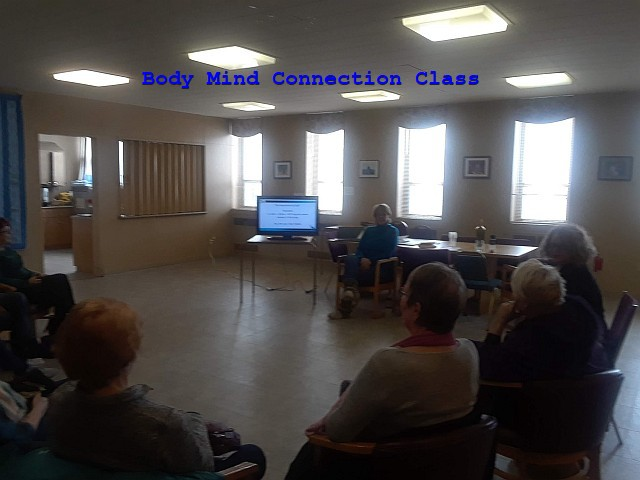 Photo of Body Mind Connection Class I
