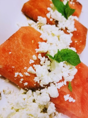 Watermelon & Feta