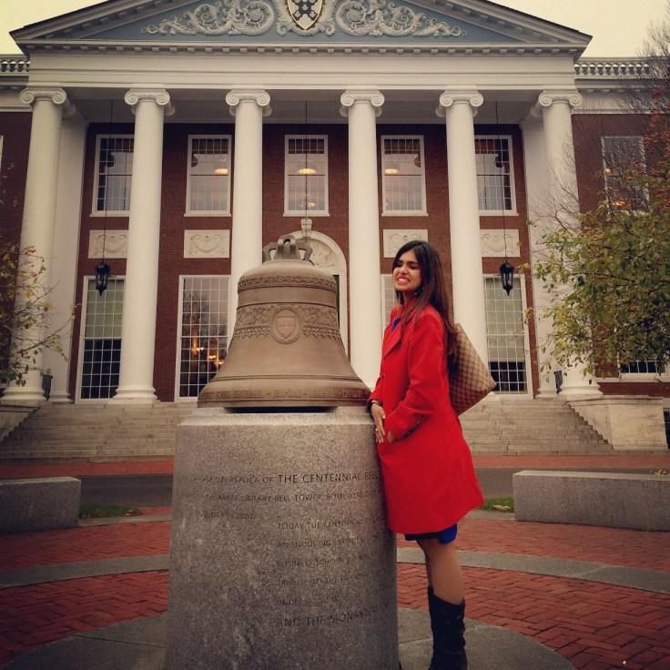 At the Harvard Business School