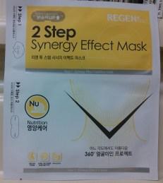 Regencos nutrition mask front