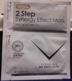 Regencos Whitening Mask front