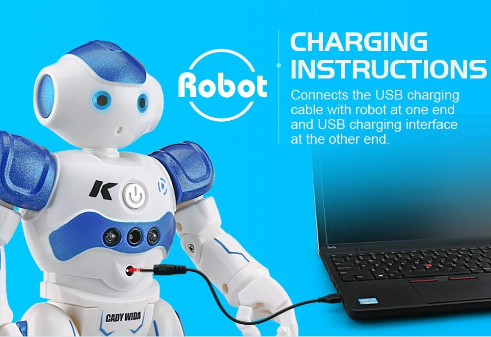 FIFY STORE Robot Humanoïde jouet pour enfants (télécommande)