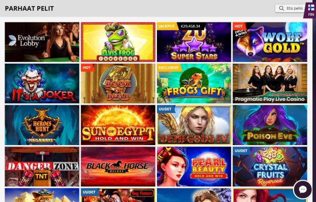 Evobet bitcoin casino ei talletuskoodia