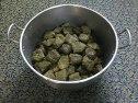 Stuffed Persian grape leaves - Dolmeh recipe and tutorial